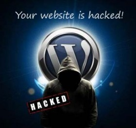 Wordpress Hacked